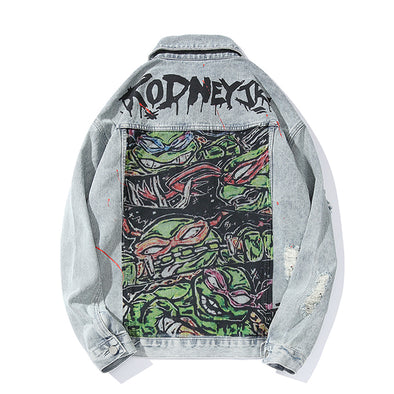 NINJA TURTLES JACKET
