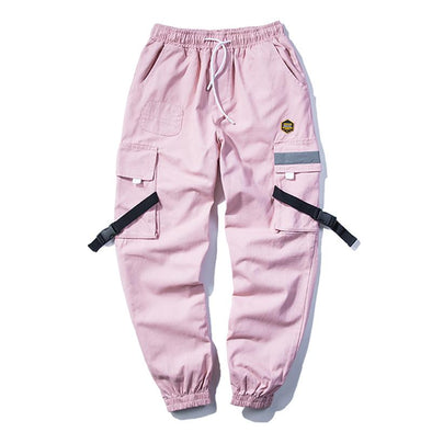 BUCKLE JOGGERS
