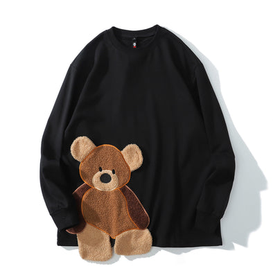 FLOCKING BEAR SWEATSHIRT
