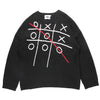 TICTACTOE SWEATER
