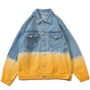 Gradient Stereo Doll Denim Jacket