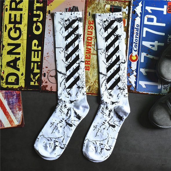 INK SKATEBOARD SOCKS