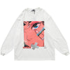 Comic Long Sleeve Tee