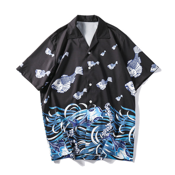 KOI HAWAIIAN SHIRT