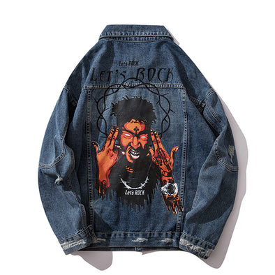 LOGIC DENIM JACKET