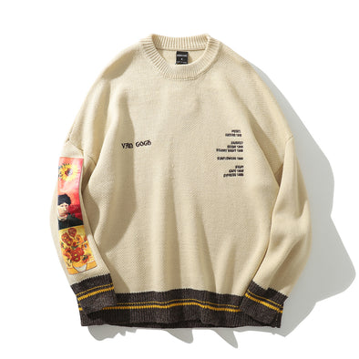 VAN GOGH SWEATER