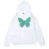 Butterfly Reflection Hoodie