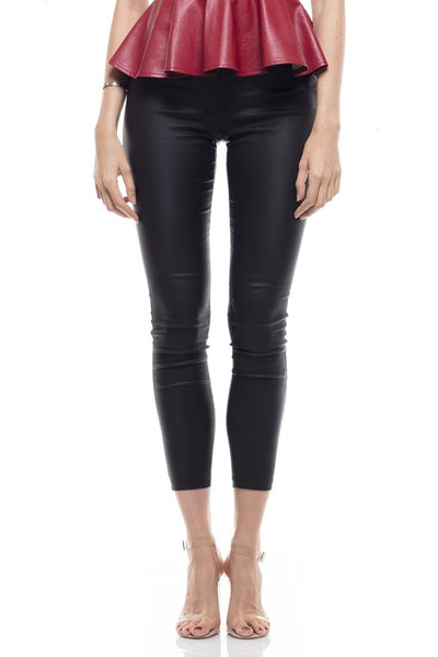 Simply Faux Leather Pants