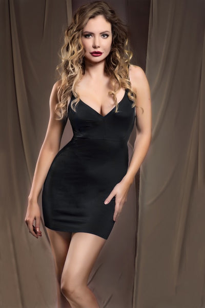 You ain't goin' nowhereFull Body Shaper Black