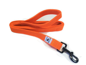"M1-K9 Collar, Gen. 3, Safety Orange, Adjustable 16""-26"""