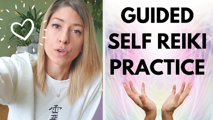 Guided Self Reiki Meditation