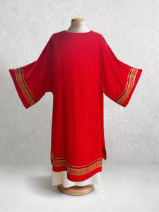 601 Classic Dalmatic <br> in Red