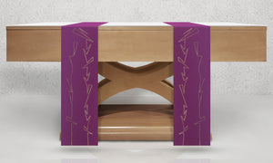 Abstract Lenten <br> Altar Scarves