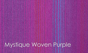 Mystique Woven Altar Scarves in Purple