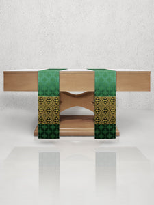Classic Francis <br> Altar Scarves <br> in Lucia Green