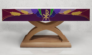988 Altar Frontal <br> in Purple