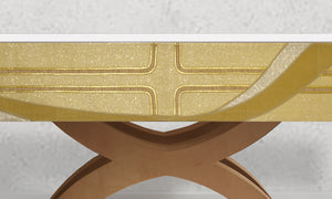 911 Cross <br> Altar Frontal <br> in Gold