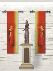 Christmas Angel <br> Wall Hangings