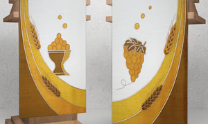 Eucharistic <br> Lectern Hangings