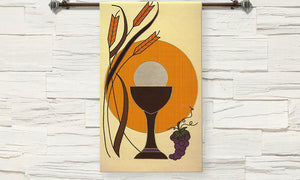 Eucharistic Wall Hanging