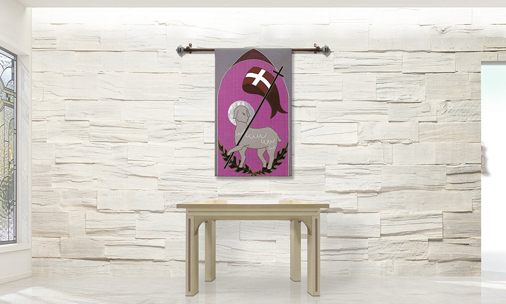 Lamb of God <br> Wall Hanging