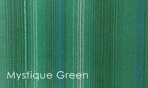Mystique Woven Altar Scarves in Green
