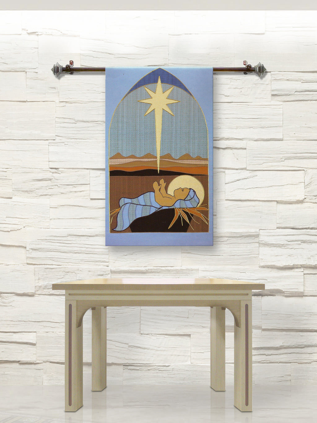 Nativity <br> Wall Hanging