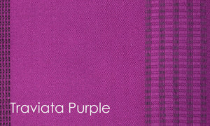 Traviata Woven Altar Scarves in Purple