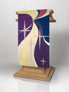 Advent Sky <br> Lectern Hanging