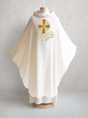 251 Loaves & Fishes Chasuble