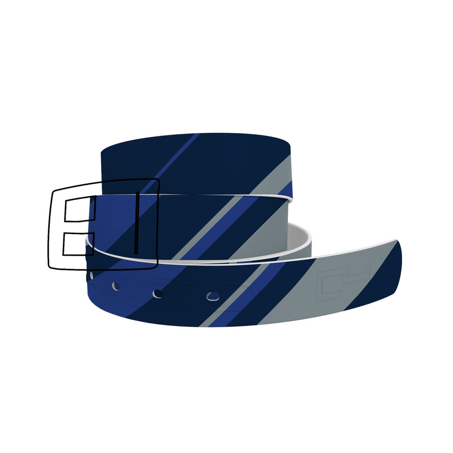 Dallas Football Color Block Team Spirit Belt Belt-Classic C4 BELTS