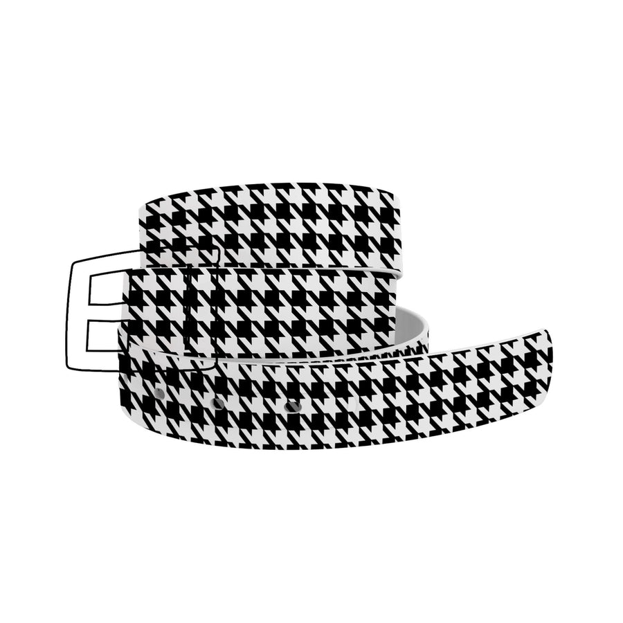 Houndstooth Team Spirit Belt Belt-Classic C4 BELTS