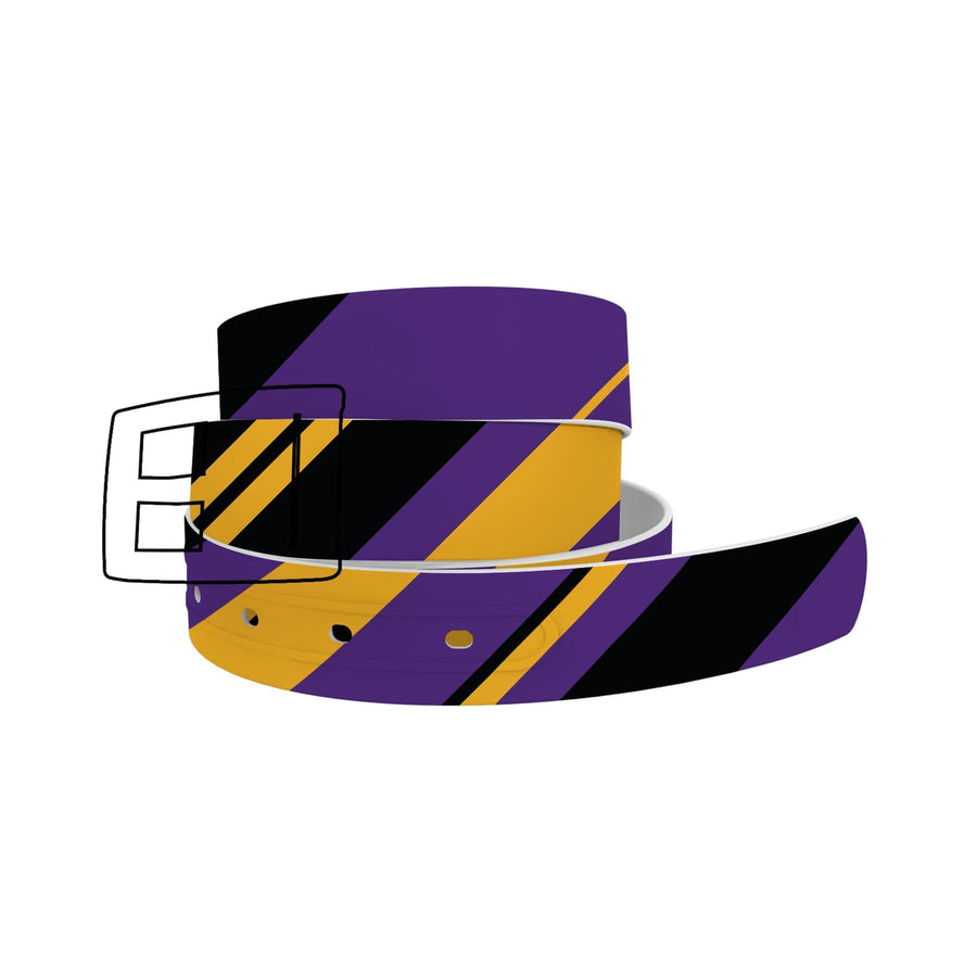 Los Angeles Lakers Color Block Gameday Belt Belt-Classic C4 BELTS