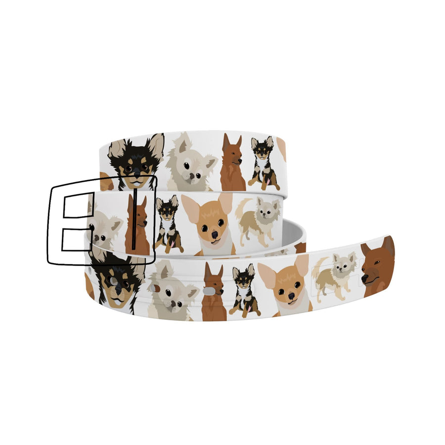 Matching Chihuahua Belt Ghost Belt C4 BELTS