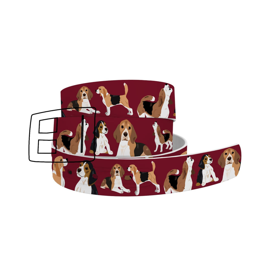 Matching Beagle Belt Belt-Classic C4 BELTS