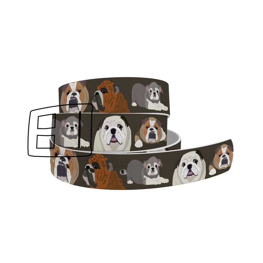 Matching Bulldog Belt Ghost Belt C4 BELTS