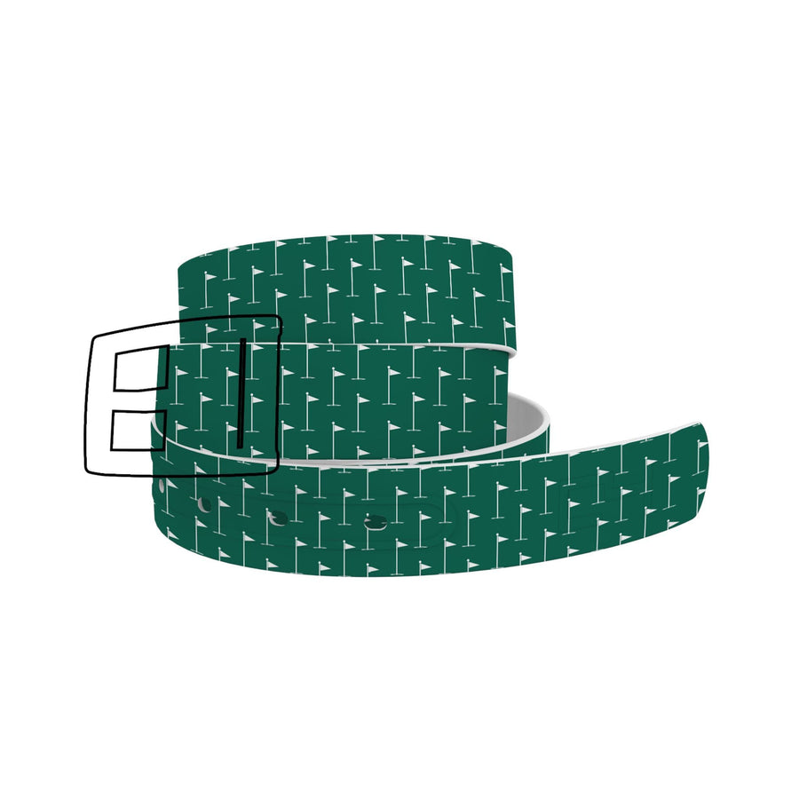 Hole In One Green Tee Belt Belt-Classic C4 BELTS