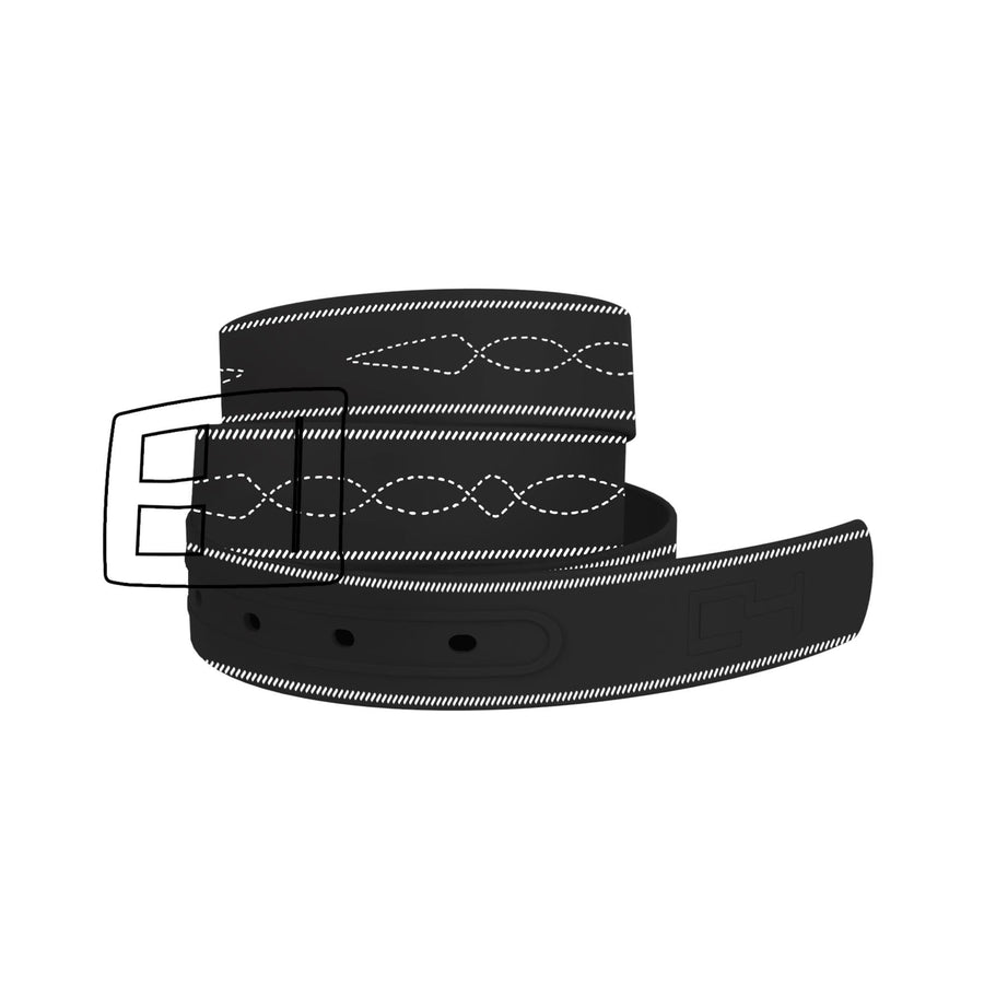 ETA Stitches Black Belt Belt-Classic C4 BELTS