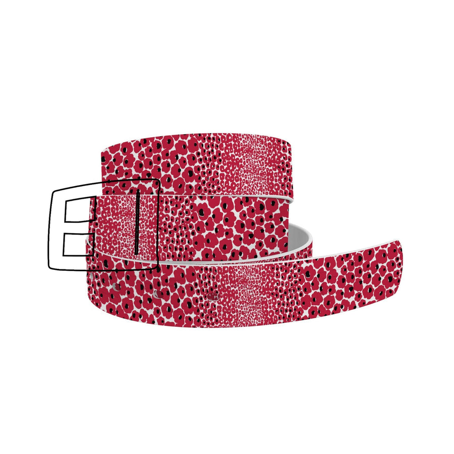 SanSoleil™ - Garland Red Belt Belt-Classic C4 BELTS