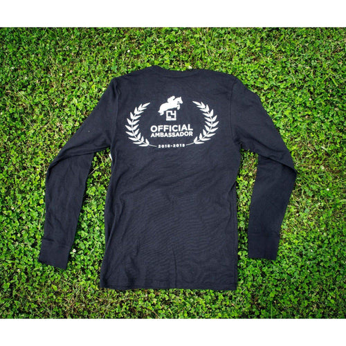 2018-2019 Official Ambassador Long Sleeve T-Shirt