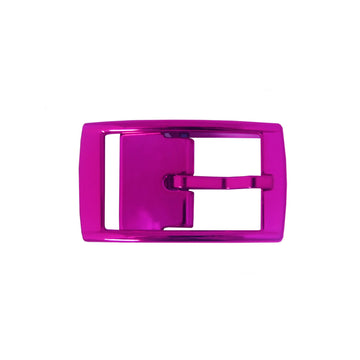 Plum Chrome Buckle Buckle-Classic C4 BELTS