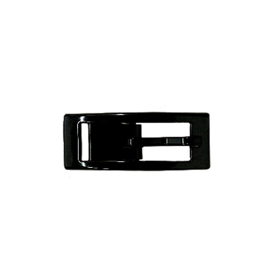 Black Chrome Skinny Buckle Buckle-Skinny C4 BELTS