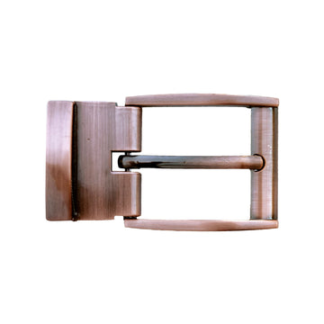 Bronze Metal Buckle Buckle-Classic C4 BELTS