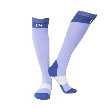 High Performance Riding Socks - Baby Blue socks C4 BELTS