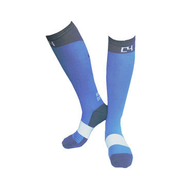 High Performance Riding Socks - Cornflower socks C4 BELTS