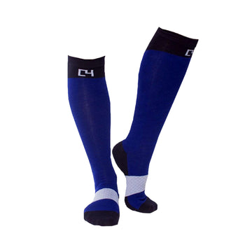 High Performance Riding Socks - Navy socks C4 BELTS