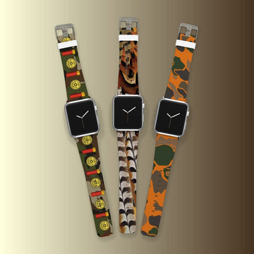 Huntsman Apple Watchband Three Pack Bundle Product-Bundle C4 BELTS