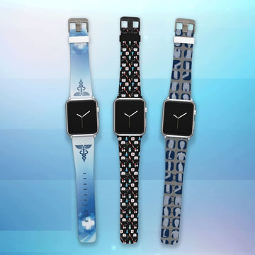 Lifesaver Apple Watchband Three Pack Bundle Product-Bundle C4 BELTS