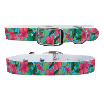 Aloha Dog Collar Dog Collar C4 BELTS
