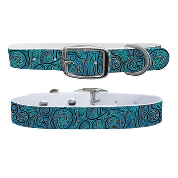 Blue Dream Dog Collar Dog Collar C4 BELTS